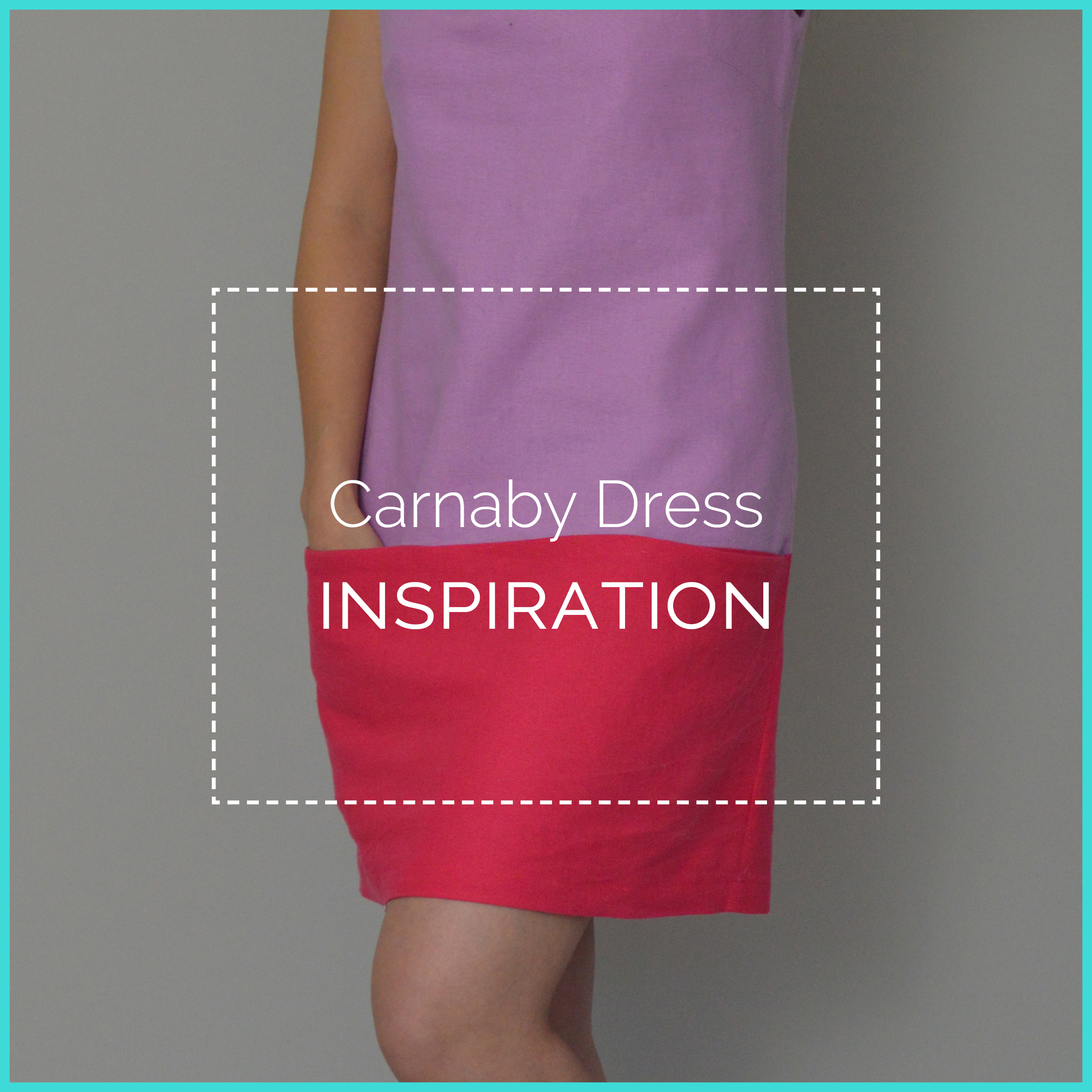 Carnaby Dress Inspiration blog header