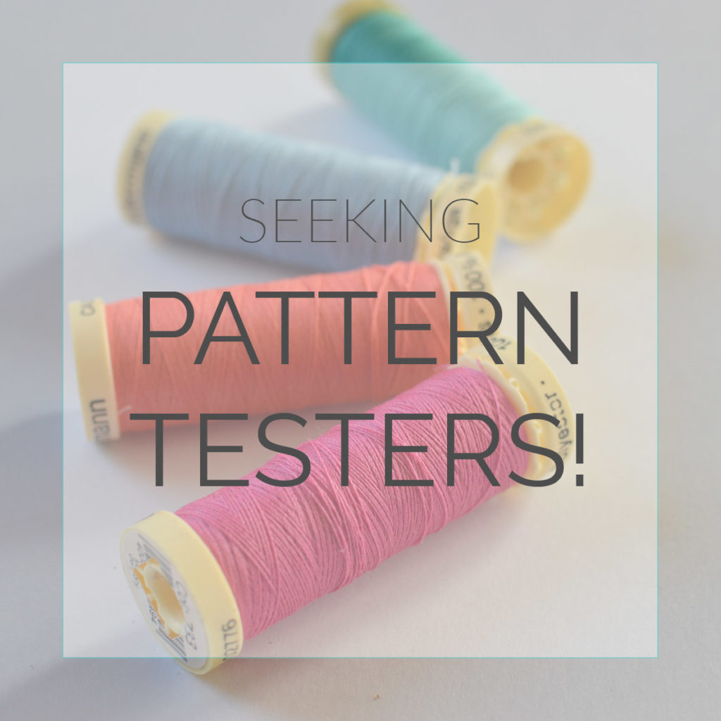 Pattern testers ad
