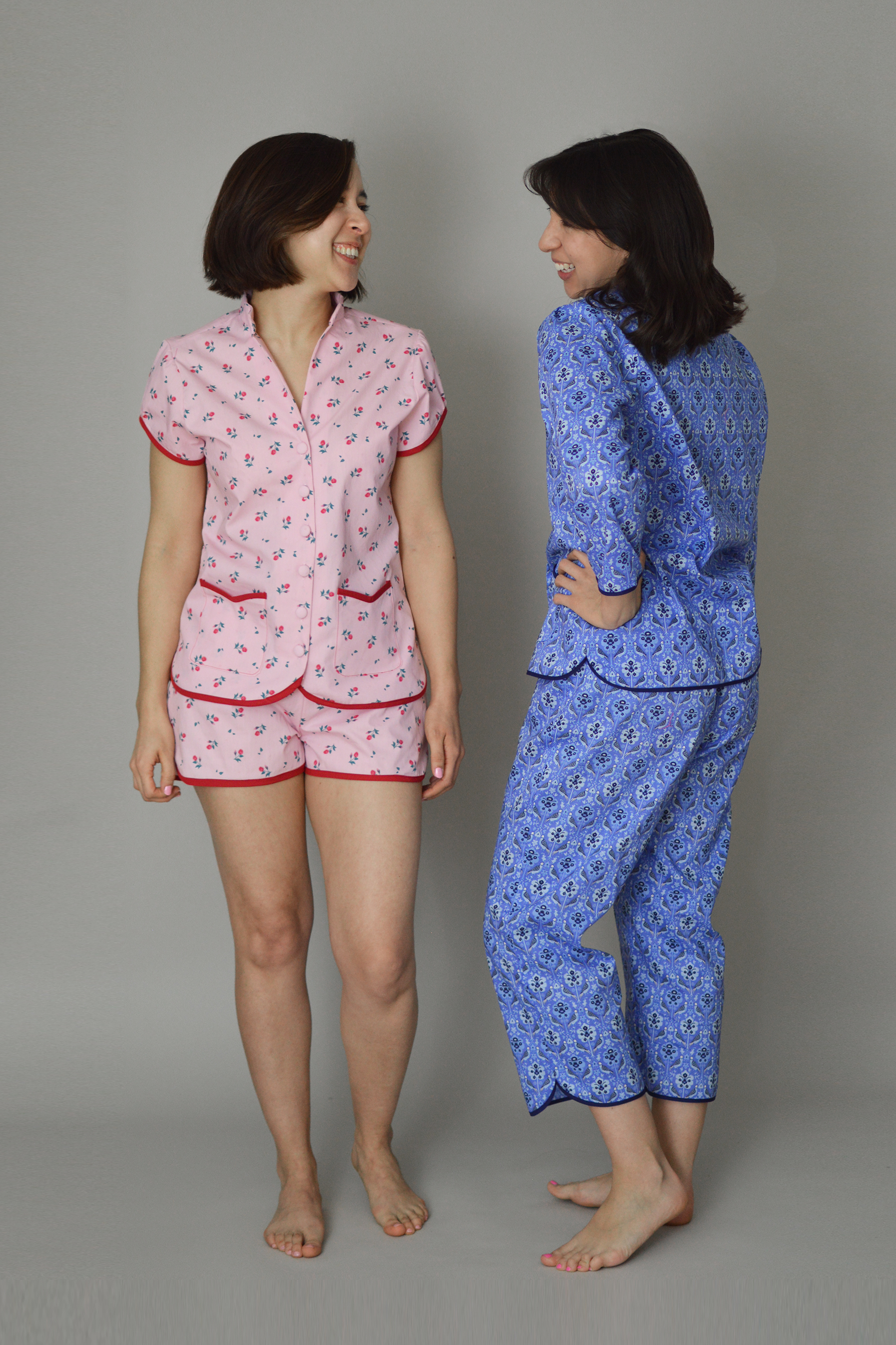The Piccadilly Pyjamas – inspiration, testers' makes and fabric suggestions!