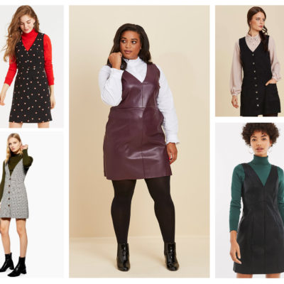 Inspiration behind my new patterns – the Camden Pinafore and the Richmond Blazer!