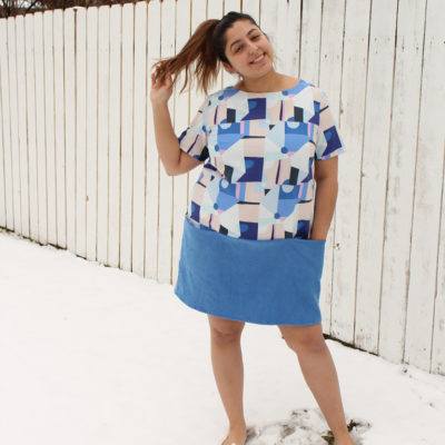 Carnaby – PDF Sewing Pattern (sizes 16–28)